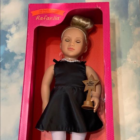 """Our Generation 18"""" Doll Rafaella"""